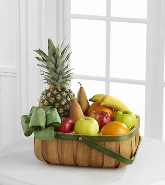 FTD® Thoughtful Gesture™ Fruit Basket - Great