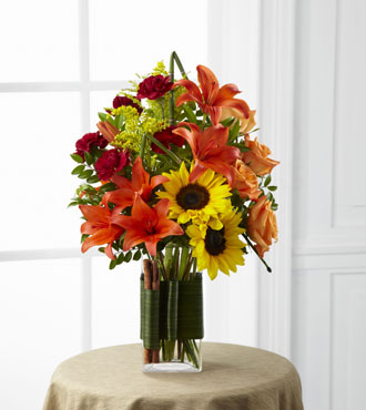 FTD® Vibrant Views™ Bouquet - Greatest
