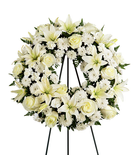 Loving Tribute Wreath From  $200