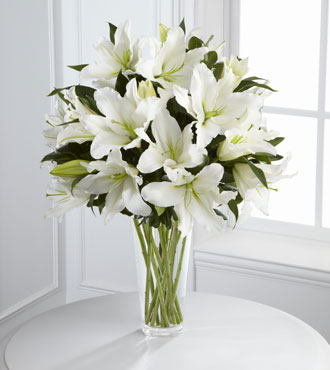 FTD® Light In Your Honor™ Bouquet - Greater