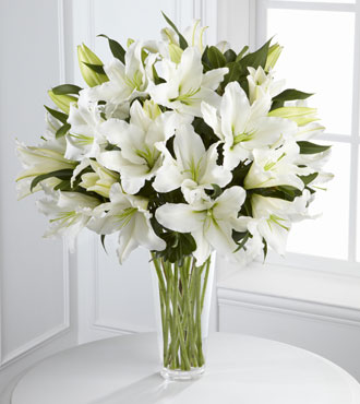 FTD® Light In Your Honor™ Bouquet - Greatest