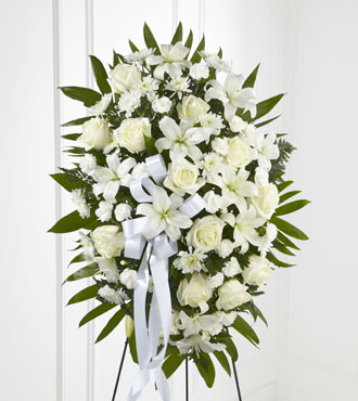 FTD® Exquisite Tribute™ Standing Spray - Great