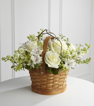 FTD® Peaceful Garden™ Basket