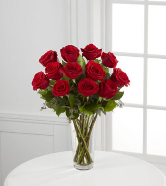 FTD® Red Rose Bouquet From  $95