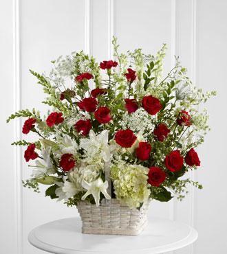 FTD® In Loving Memory™ Arrangement - Greatest