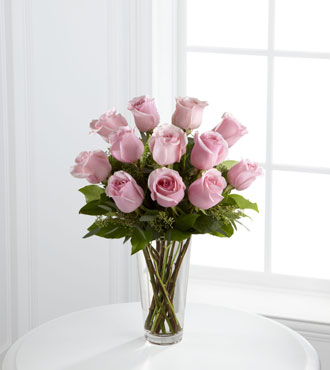 FTD® Pink Rose Bouquet