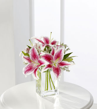 FTD® Pink Lily Bouquet From  $60