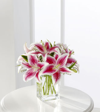 FTD® Pink Lily Bouquet - Greater