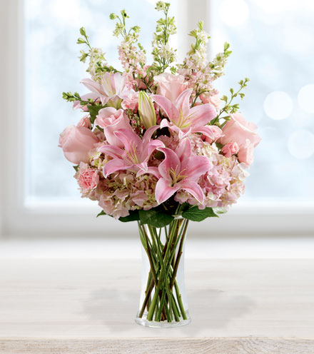 FTD® Wishes & Blessings™ Bouquet - Greater