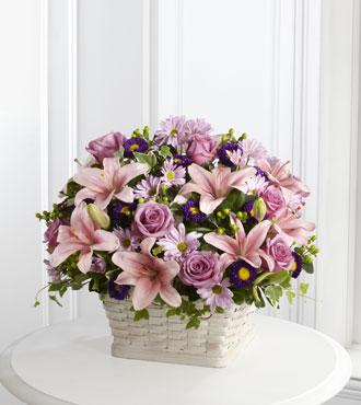 FTD® Loving Sympathy™ Basket - Greatest