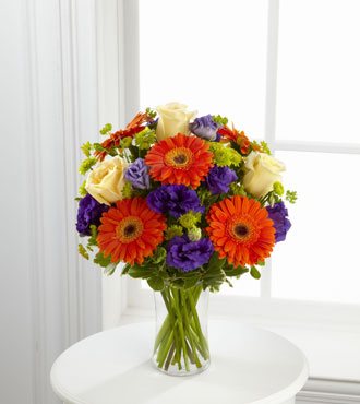 FTD® Rays of Solace™ Bouquet - Greater