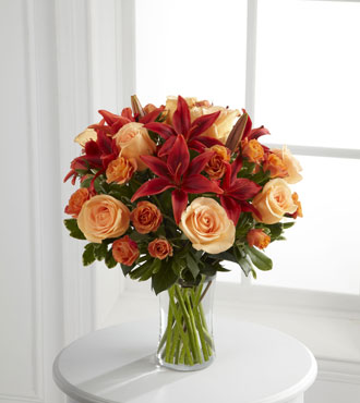 FTD® Warmth & Comfort™ Bouquet - Greatest