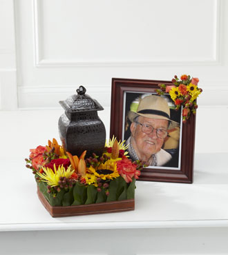 FTD® Glorious Tribute™ Arrangement