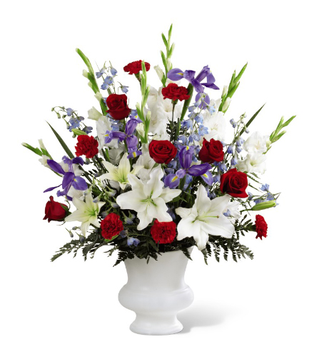 FTD® Cherished Farewell™ Arrangement