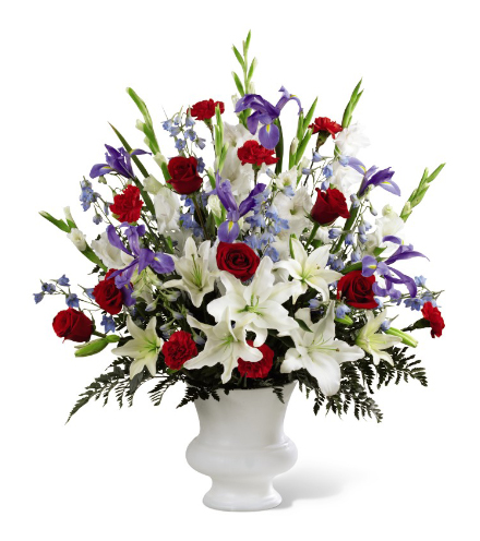 FTD® Cherished Farewell™ Arrangement - Greater