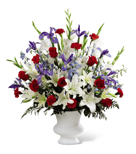 FTD® Cherished Farewell™ Arrangement - Greatest