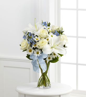 FTD® Sweet Peace™ Bouquet