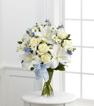 FTD® Sweet Peace™ Bouquet - Greater