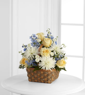 FTD® Heavenly Scented™ Basket