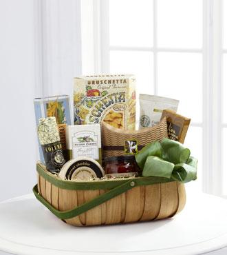 FTD® Heartfelt Sympathies™ Gourmet Basket