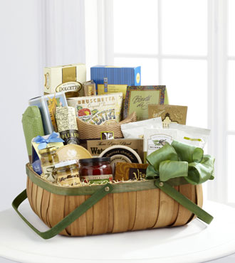 FTD® Heartfelt Sympathies™ Gourmet Basket - Greatest