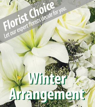 Florist Choice - Winter Deluxe