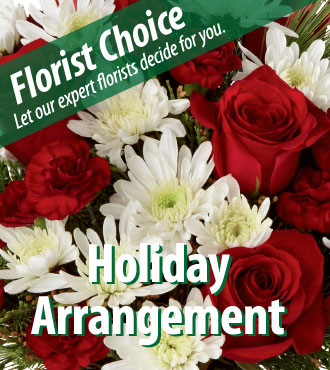 Florist Choice - Holiday - Greater