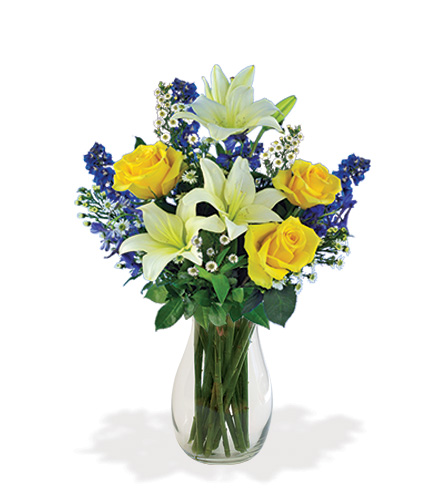 Tranquil Sunlight Bouquet - Great