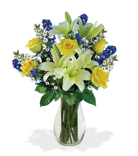 Tranquil Sunlight Bouquet - Greater