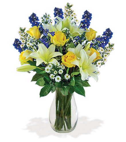 Tranquil Sunlight Bouquet - Greatest