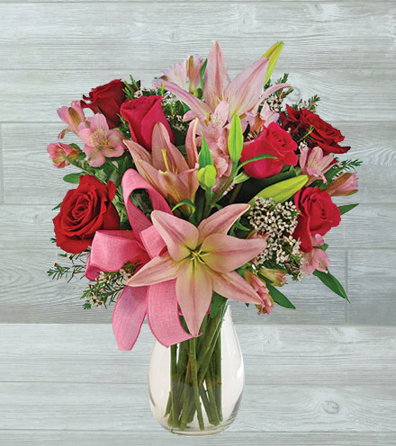 Romantic Expressions Bouquet - Greater