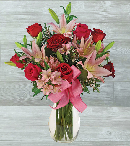 Romantic Expressions Bouquet - Greatest