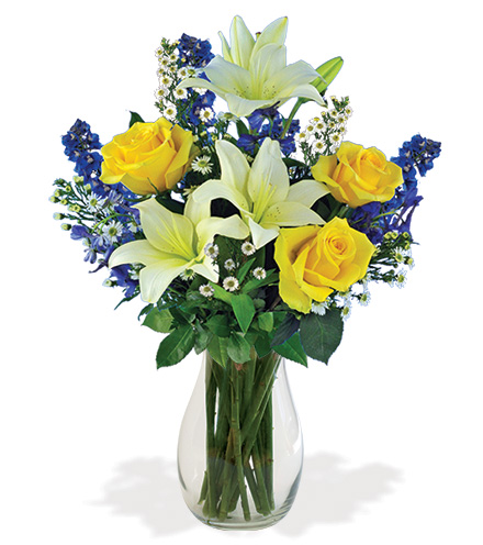 Tranquil Sunlight Bouquet