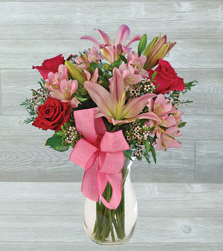 Romantic Expressions Bouquet
