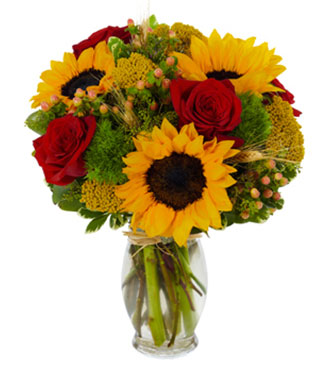Jump into Fall Bouquet From  $60