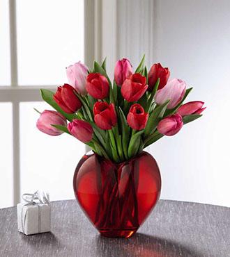 The FTD Season of Love Bouquet