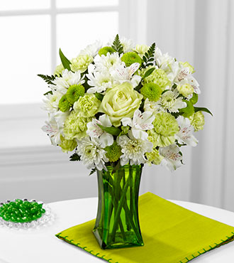 FTD® Lime-Licious ™ Bouquet