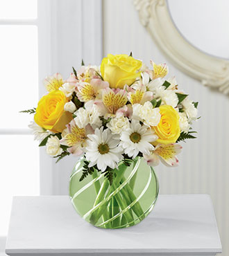 FTD® Sunlit Blooms ™ Bouquet