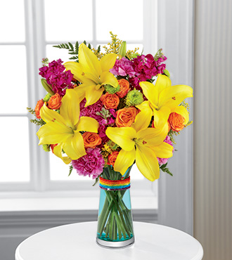 FTD® Pick-Me-Up ™ Bouquet