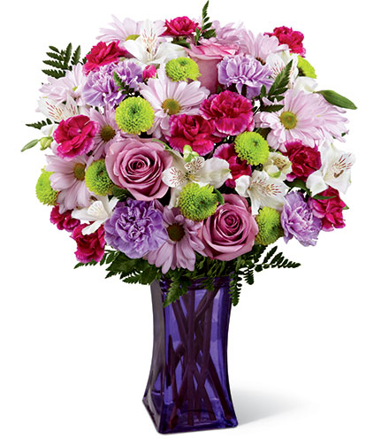 FTD® Purple Pop™ Bouquet