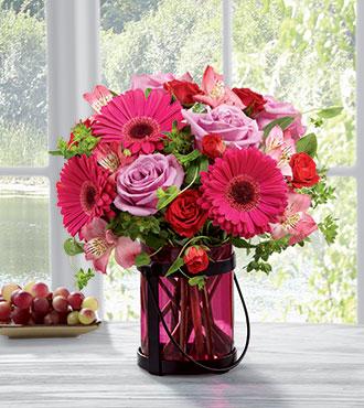 FTD® Pink Exuberance™ Bouquet