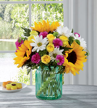 FTD® Sunlit Meadows™ Bouquet