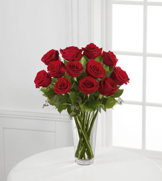 Red Perfection Rose Bouquet