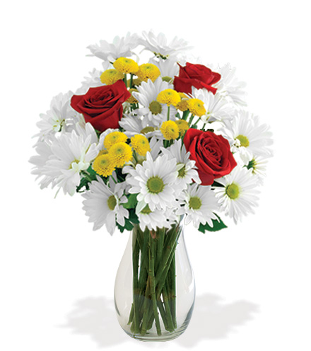 Dash of Daisy Bouquet