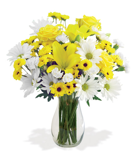 Delightful Sunshine Bouquet