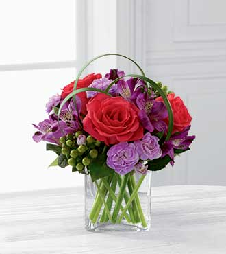 The FTD® Be Bold™ Bouquet by Better Homes and Gardens®