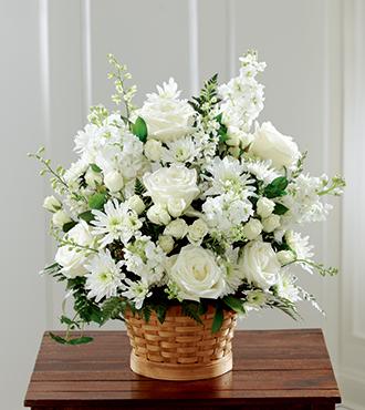 FTD® Heartfelt Condolences™ Arrangement
