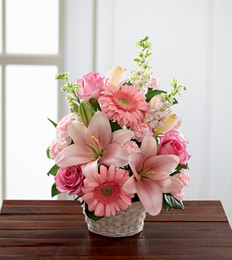 The FTD® Whispering Love™ Arrangement