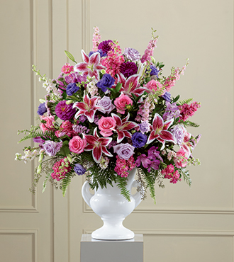 FTD® Peaceful Tribute™ Arrangement From  $290