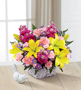 The FTD® Bright Lights Bouquet - Greater
